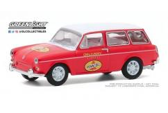 Greenlight 1/64 1965 Volkswagen Type 3 Square-Back - Pennzoil image