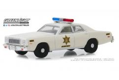 Greenlight 1/64 1977 Plymouth Fury - Hazzard County image