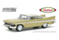 Greenlight 1/64 1957 Plymouth Belvedere image
