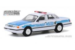 Greenlight 1/64 1994 Ford Crown Victoria Police Intercepter image