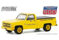 Greenlight 1/64 1986 Chevy Silverado image