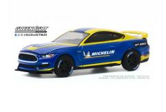 Greenlight 1/64 2019 Ford Shelby GT350R - Michelin image