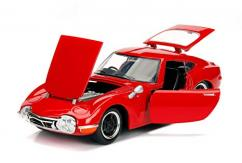 Jada 1/24 '67 Toyota 2000 GT Coupe image