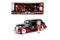 Jada 1/24 1939 Chevy Mastery with Betty Boop image
