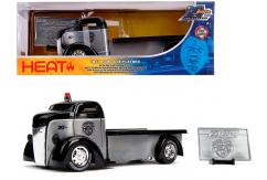 Jada 1/24 20TH Anniversary Heat '47 Ford Coe Flatbed image