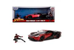 Jada 1/24 2017 Ford GT with Miles Morales image