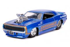Jada 1/24 BTM '69 Chev Camaro with Engine image
