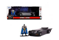 Jada 1/32 Batmobile Animated with Figurine image