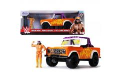 Jada 1/24 1973 Bronco with Macho Man image