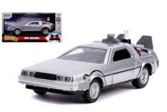 Jada 1/32 Time Machine Series 1 - Back to the Future image