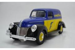 Golden Wheel 1/18 1940 Ford Delivery Van - Goodyear image