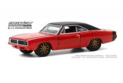 "Greenlight 1/64 1969 Dodge Charger ""MAY/HEM"" image"