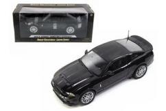 Shelby Collectables 1/18 2013 Shelby GT 500 Black/Black image