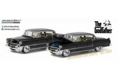 Greenlight 1/64 1955 Cadillac Fleetwood Series 6 - Godfather image
