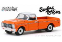 Greenlight Collectibles 1/64 1971 Chevrolet C-10 image