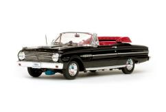 SunStar 1/18 1963 Ford Falcon Open Convertible image
