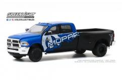 Greenlight 1/64 2017 RAM 3500 Dually - MOPAR image