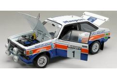 SunStar 1/18 Ford Escort RS1800 #1 Rally of NZ image