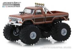Greenlight 1/64 1978 Ford F-350 Monster Truck - BFT image