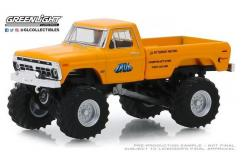 Greenlight 1/64 1977 Ford F-250 Monster Truck - Truk image