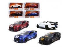 Jada 1/24 Assortment of 2020 Ford Mustang GT350R (4) image