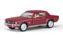Kintoy 1/36 1964 Ford Mustang image