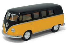Kintoy 1/32 1962 VW Classical Bus (Black Top) image