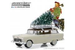 Greenlight Collectibles 1/64 1955 Chevrolet Two-Ten Townsman image