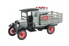 New Ray 1/32 1923 Chevy Series D Pick Up Carrying Gas Cylinders Grey image