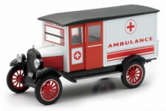 New Ray 1/32 1924 Chevy Series H Van Ambulance White image