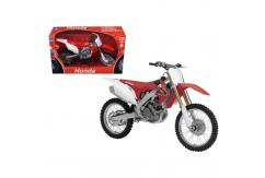 New Ray 1/12 2012 Honda CR250R Red image