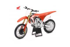 New Ray 1/12 2017 Honda CRF450R Dirt Bike image