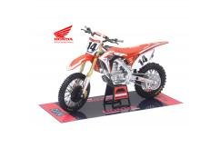 New Ray 1/12 Honda CRF450R HRC 'Cole Seely' image