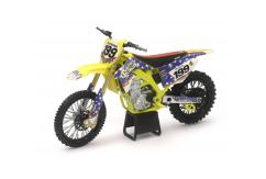 New Ray 1/12 Nitro Circus Dirt Bike 'Travis Pastrana' image