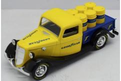 Golden Wheel 1/24 1930 Ford Truck - Goodyear image
