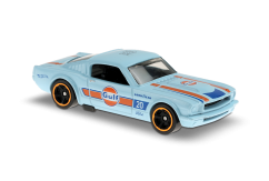 Hot Wheels 1965 Mustang 2 + 2 Fastback image
