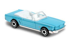 Hot Wheels 1965 Ford Mustang Convertible image