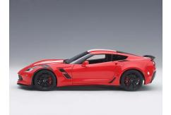 AUTOart 1/18 Corvette Grand Sport Red image