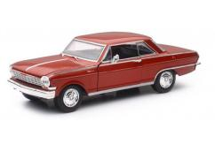 New Ray 1/24 Chevy Nova - Red image