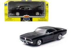 New Ray 1/24 1969 Dodge Charger RT image