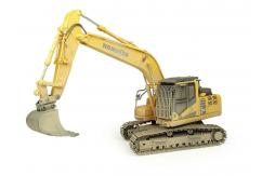 Universal Hobbies 1/50 Komatsu PC210LC-11 Excavator 'Muddy Look' image