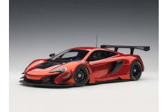 AUTOart 1/18 McLaren 650S GT3 Orange image