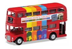 Corgi 1/64 The Beatles London Bus 'A Hard Days Night' image