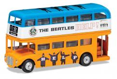 Corgi 1/64 The Beatles London Bus 'Help!' image