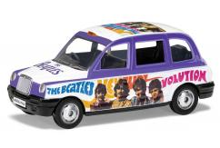 Corgi 1/36 The Beatles London Taxi 'Hey Jude' image
