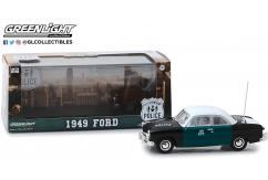 Greenlight 1/43 1949 Ford City of New York Police image