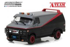 Greenlight Collectibles 1/43 1983 GMC Vandura - A-Team image