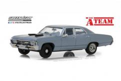 Greenlight 1/43 1967 Chevrolet Impala Sedan - A-Team image