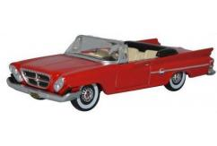 Oxford 1/87 1961 Chrysler 300 Convertible - Open image