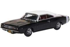 Oxford 1/87 1968 Dodge Charger image
